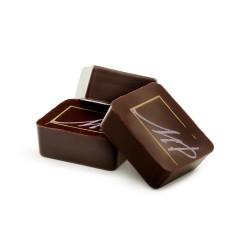 Fondant crème de Pruneaux Chocolat Noir