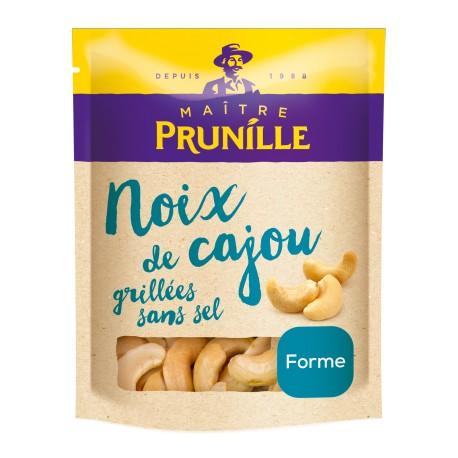 Noix De Cajou Grillées Non Salées Sachet 200g