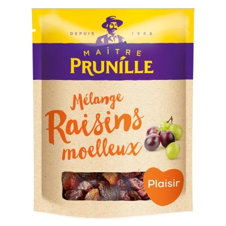 Mélange de Raisins Moelleux Sachet 500g
