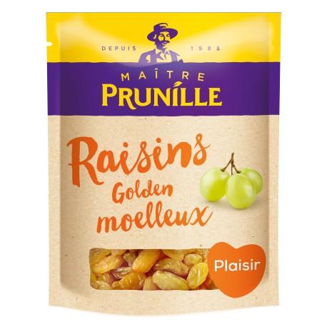 Raisins Golden Moelleux Sachet 500g