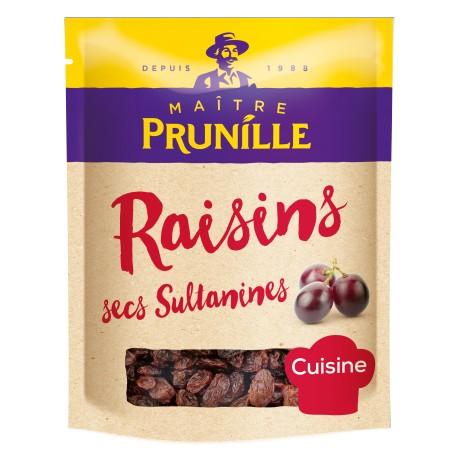 Raisins Sultanine Sachet 500g