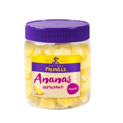 Ananas Morceaux Bocal 250g