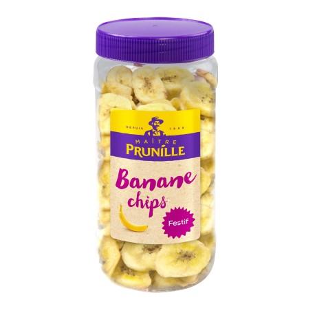 Bananes Chips Sachet 275g