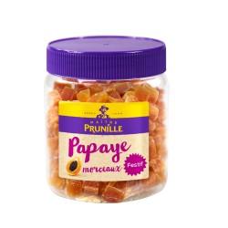 Papayes Morceaux Bocal 250g