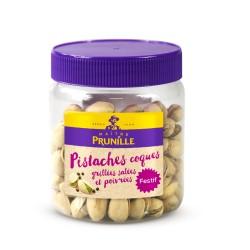 Pistaches Poivre et Sel Bocal 200g