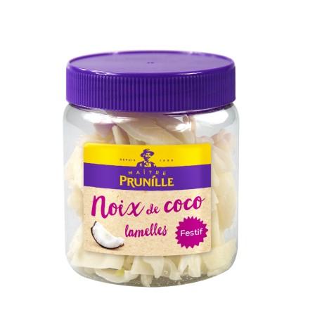 Noix de Coco en Lamelle Bocal 150g