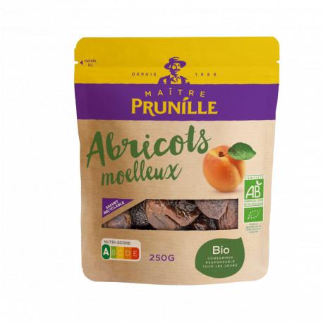 Abricots Moelleux Bio Sachet 250g